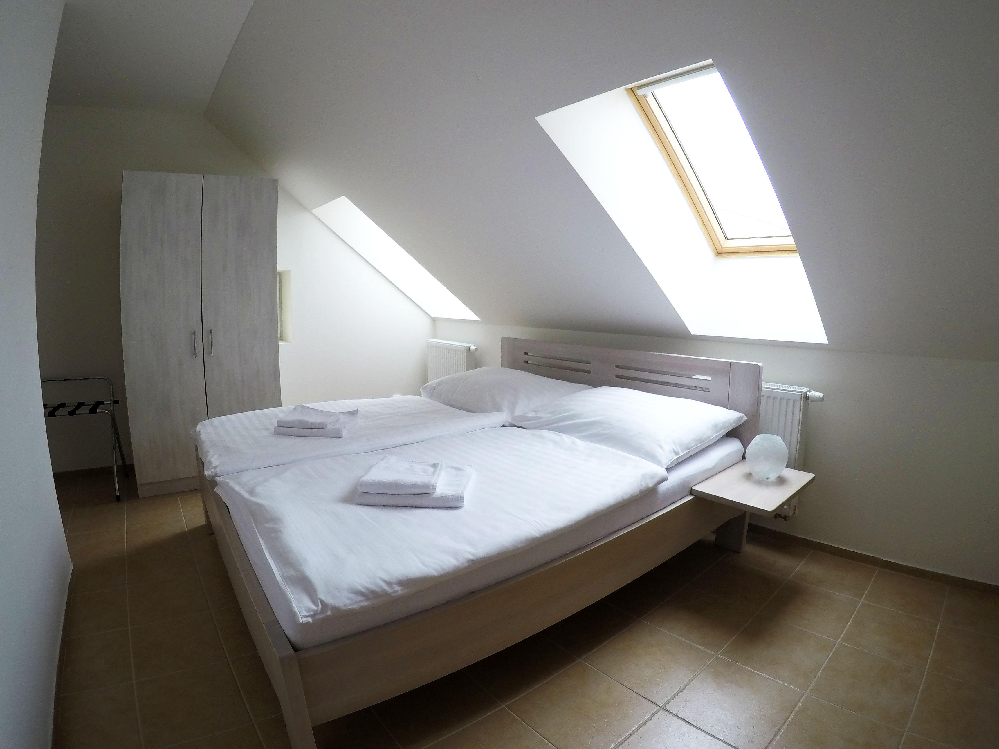 Pětilůžkový Apartmán Standard